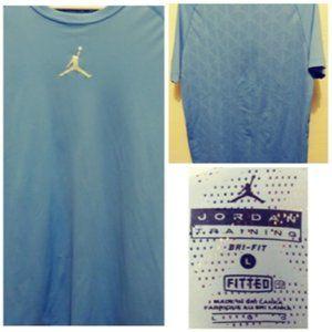 Jordan Nike Dri-Fit Training Shirt Men's Large